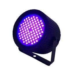 Led 88x1 w rgb stroboscope luz estroboscópica siga o som voz música controle de ritmo fase luz efeito flash luz luces dj