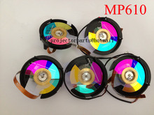 100 New Original Color Wheel Fit For BENQ MP611 MP620 MP610 font b Projector b font