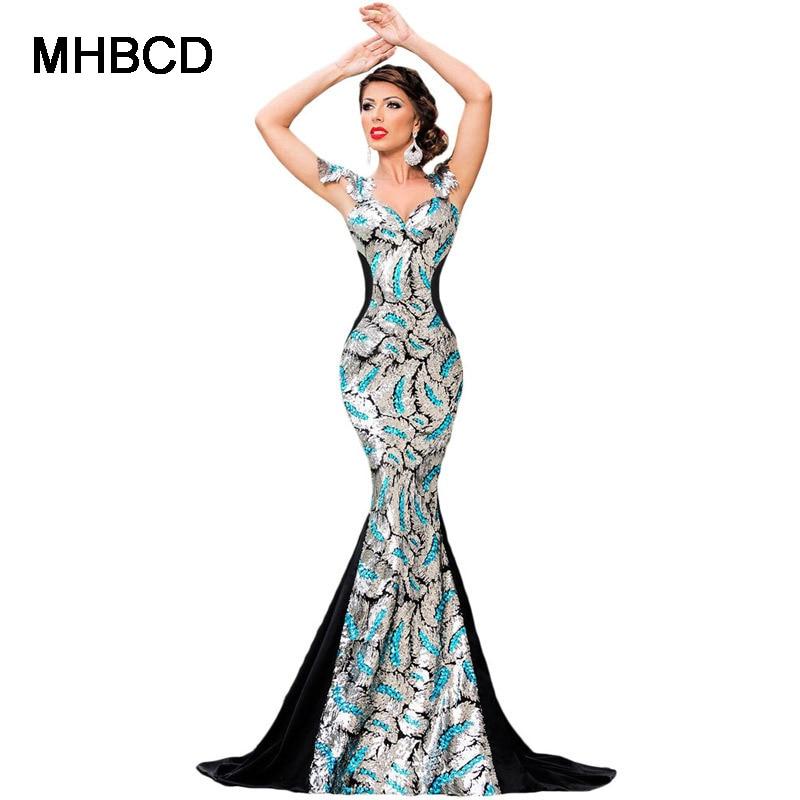 MHBCD Summer Brilliant Mermaid Long Dress Women Halter Hollow Plus Size  Dresses Ukraine Sexy Club Party Office Dress New 2017 ac2ca0f6b361