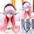 NEW STYLE EVA Super Sonico headset cosplay party props in stock free shipping