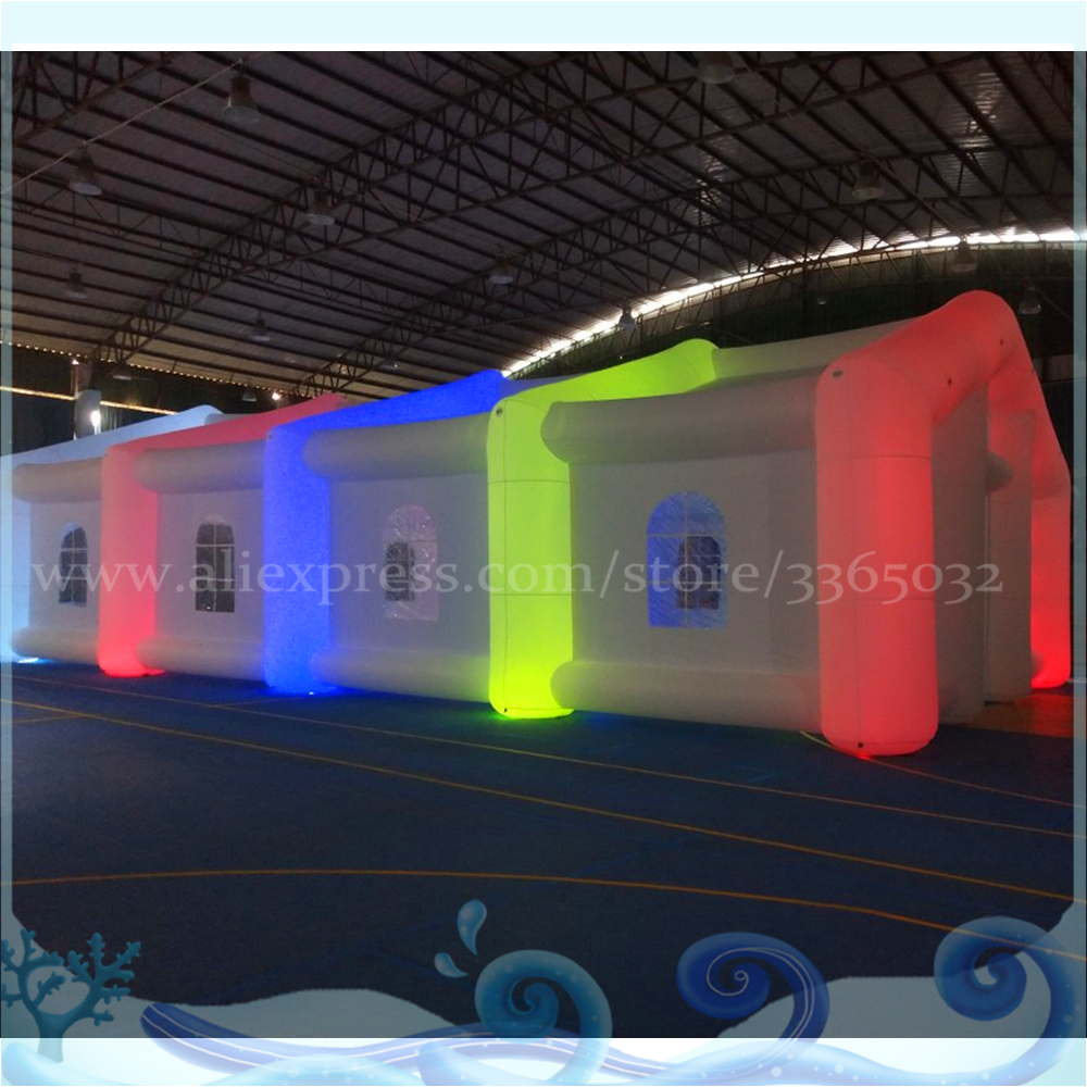 inflatable booth tent03