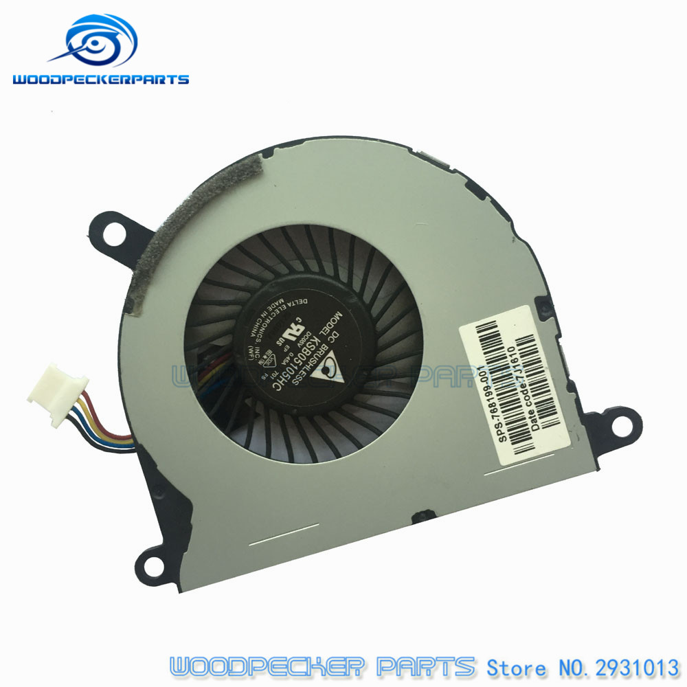 NEW for Lenovo G780  series cpu cooling fan cooler 4-wires