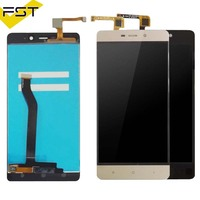 Black White Gold 5 0 For Xiaomi Redmi 4 Pro LCD Display 1920X1080 Touch Screen Digitizer