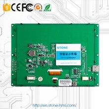 8-дюймовый новый TFT LCD дисплей с сенсорным экраном и портом UART