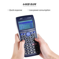 Office Electronic Graphic Calculator Counter Scientific Calculator Support Image Matrix Vector Sequence Equation Calculating