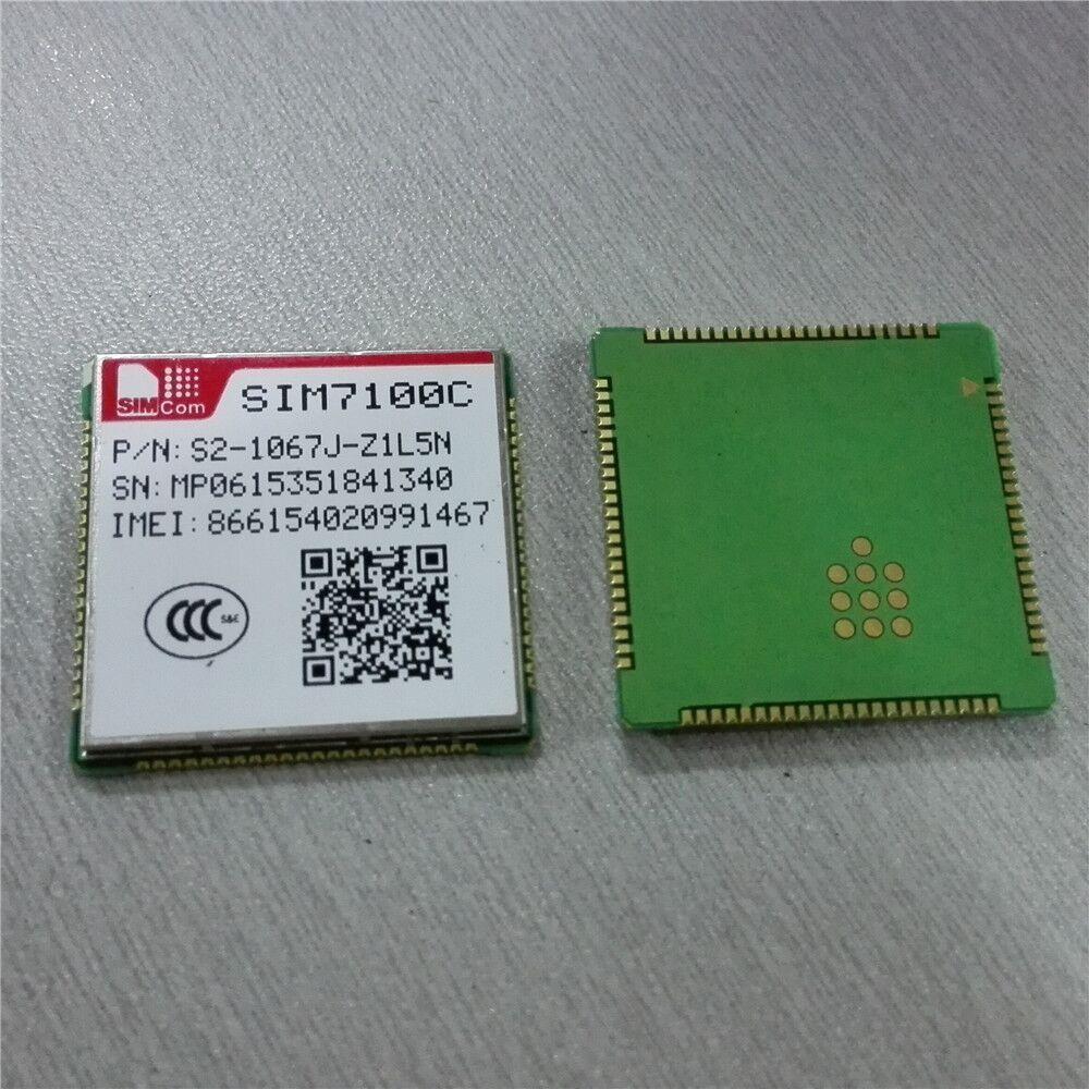 100% New&Original  SIM7100C Sim7100CE 4G module100% New&Original  SIM7100C Sim7100CE 4G module
