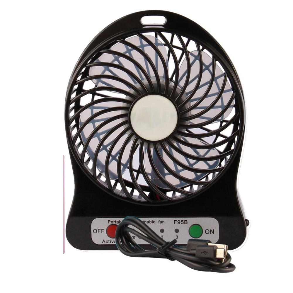 Usb Mini Fan Portable Electric Fans Led Portable Desktop Fan Cooling Air Conditioner Portable Fan quik lok cm175 9