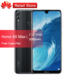 "Huawei Honor 8X Max 4G Phone 7.12 ""FHD Display Snapdragon 636/660 Android 8.1 Dual"