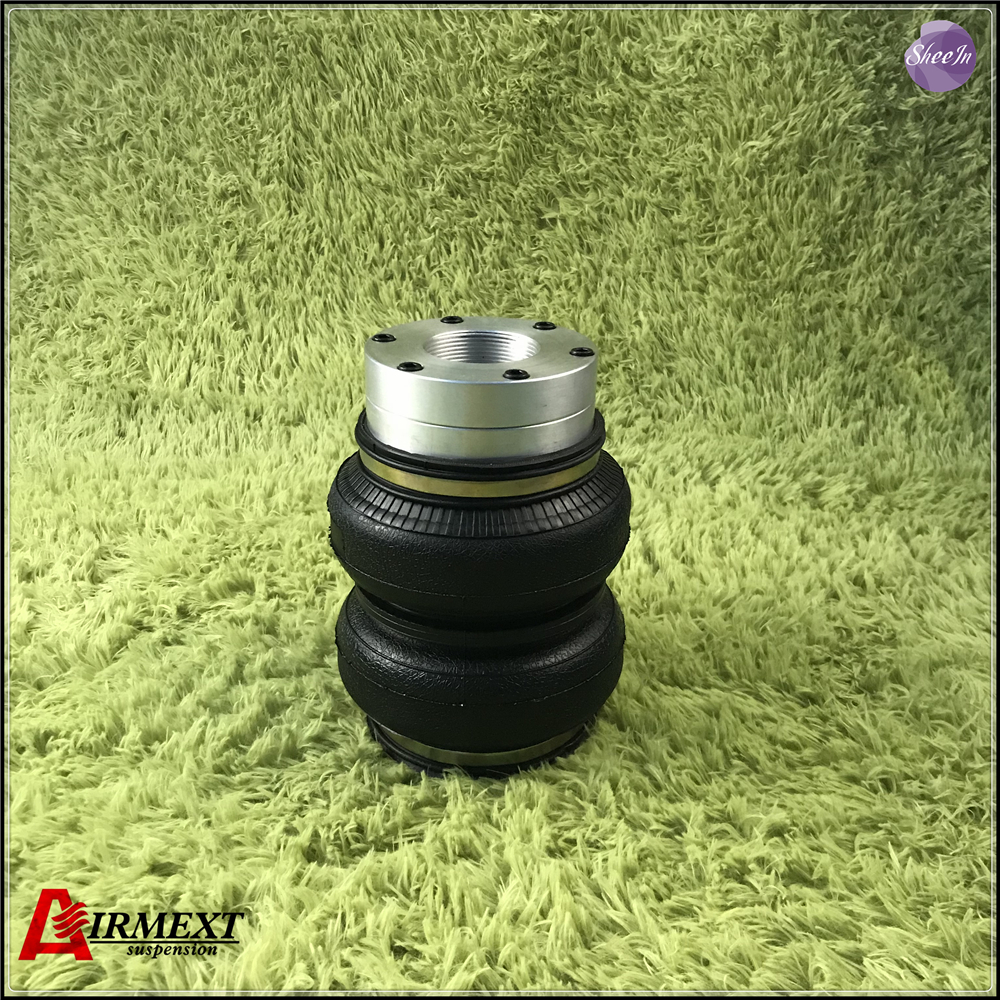 SN142156BL2 ISC2 S AIRLIFT5814 Fit ISC typecoilover Thread M52 2 52 Air suspension Double convolute rubber
