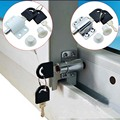 1Piece sliding door and windows locks, aluminum, steel, window security locks,children safety lock