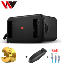 "Original Xiaomi mi VR Headset Mi VR BOX Virtual Reality Goggles 3D Glasses for Xiaomi iPhone Huawei for 4.7""-5.7"" Smartphone"
