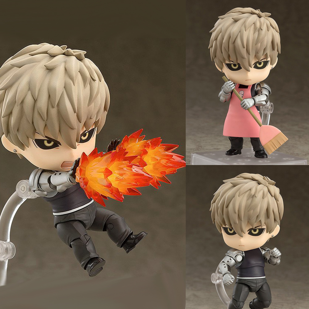 One Punch Man Genos Action Figure  645# Genos Doll  Figures Toy Brinquedos