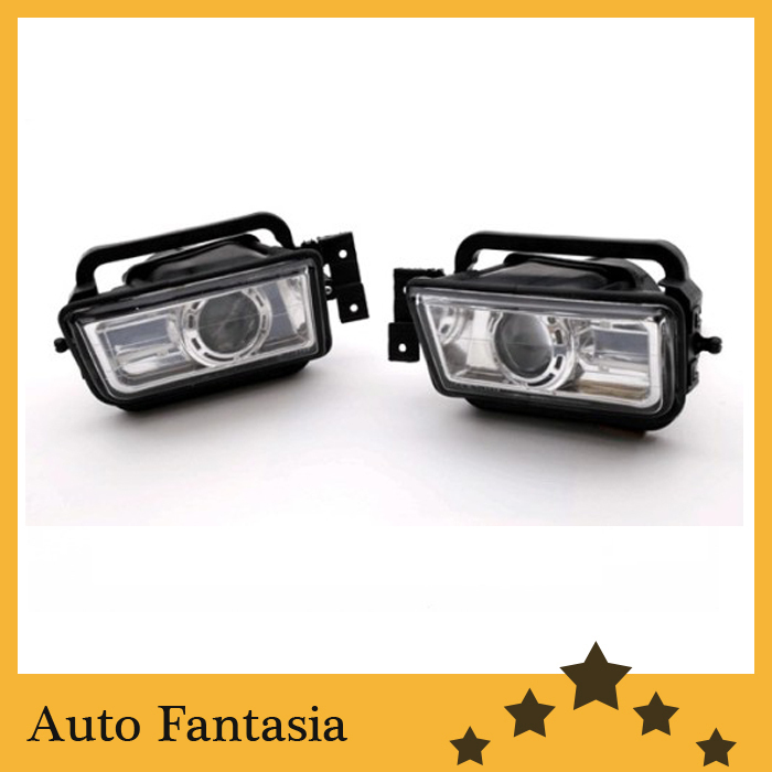 Front Fog Light (Reflector Type) - for BMW 5 Series E34 1988 - 1995 ветровики skyline bmw 5 series e34 88 96 sd