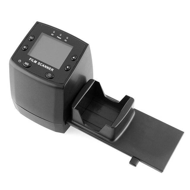 "NEW 2.4"" TFT LCD Negative Photo Scanner 35mm Slide Film Scanner Converter Convert your film into Digital JPG JPEG Format"