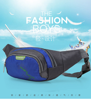 High Quality Color Waist Bag Sport Running Jogging Fitness Climbing Travel Bag Pouch Money Belt Waist