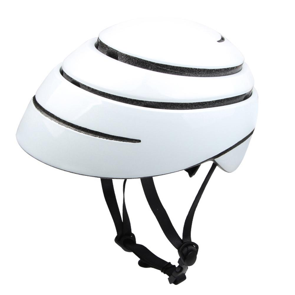 Здесь можно купить  Folding Cycling Helmet Mountain Road Bike Safety Helmet For Men And Women Leisure Riding Sports Body Fitness Hiking  Спорт и развлечения