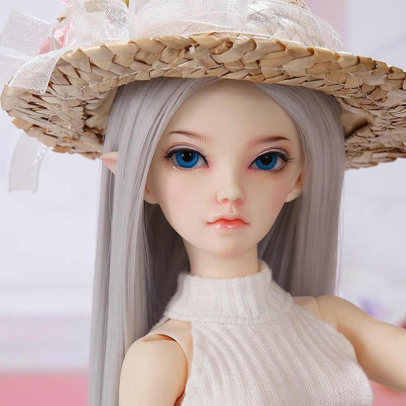 Новое поступление Minifee Siean elf BJD кукла 1/4 мода шарнир фигурка FL подарок модные игрушки