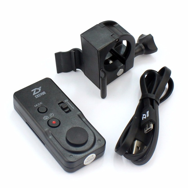 JMT Zhiyun Newest Wireless Thumb Remote ZW-B02 for Gimbal Rider-M Crane M SMOOTH2 SMOOTH3 SMOOTH-Q Camera Handheld Stabilizer