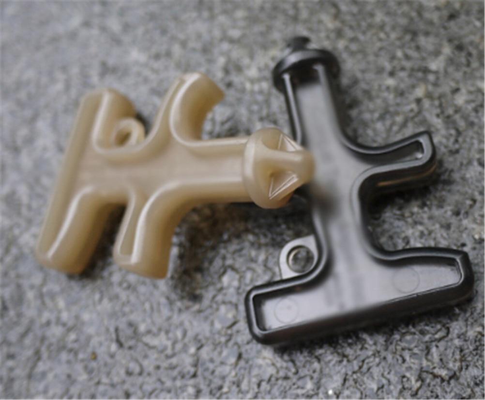 Открытый нейлон пластик сталь EDC инструмент самообороны Личная мини защита Стингер Защита тактический инструмент безопасности
