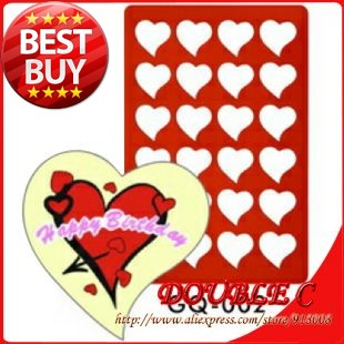24pcs Set For Wedding Valentine S Day Oven Heart Shape Chocolate