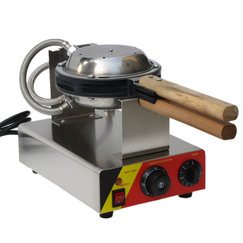 Best Professional Electric Chinese Hong Kong Eggettes Puff Waffle Iron Maker Machine Bubble Egg Cake Oven 220V/110V free ship best professional electric chinese hong kong eggettes puff waffle iron maker machine bubble egg cake oven 220v 110v