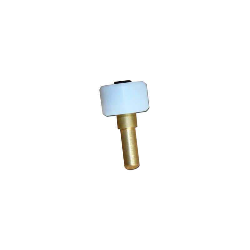 DIY CO2 лазерный штамп гравировальный станок K40 часть головы каретки колесные ролики