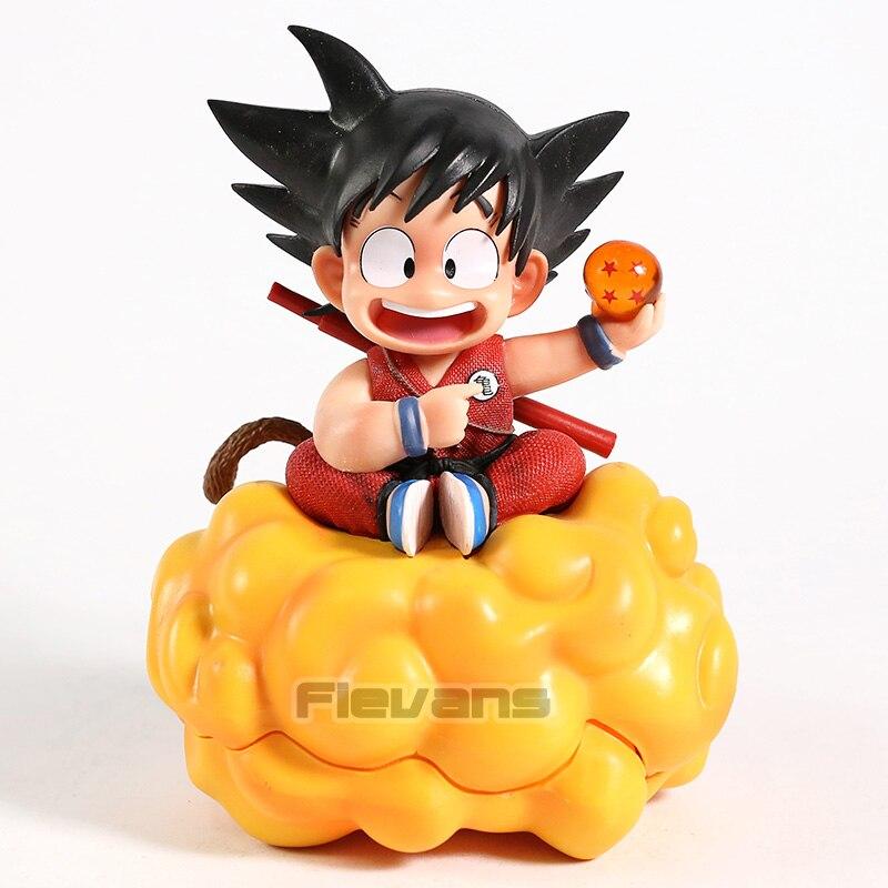 Dragon Ball Z Child Son Goku Sitting on Flying Nimbus Ver. PVC Figure Statue Collectible Model ToyDragon Ball Z Child Son Goku Sitting on Flying Nimbus Ver. PVC Figure Statue Collectible Model Toy