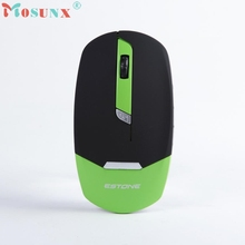 Beautiful Gift 100% Brand New 2.4GHz Portable Wireless Optical Gaming Mouse Mice For Computer PC Laptop Wholesale price Jan08