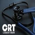 Alta qualidade CRT868 dual-use a freqüência cardíaca fetal estetoscópio estetoscópio Médico estetoscópio DA FCF