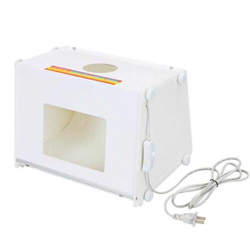 SANOTO Mini Photo Studio Kit MK50 110V 220V Professional Portable Photo Studio Light Box Photography Box dhl shipping sanoto softbox photo studio photography light box portable mini photo box mk40 led for 220 110v eu us uk au