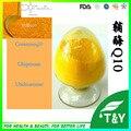 Coenzima q10 soluble en agua polvo 500 g/lote