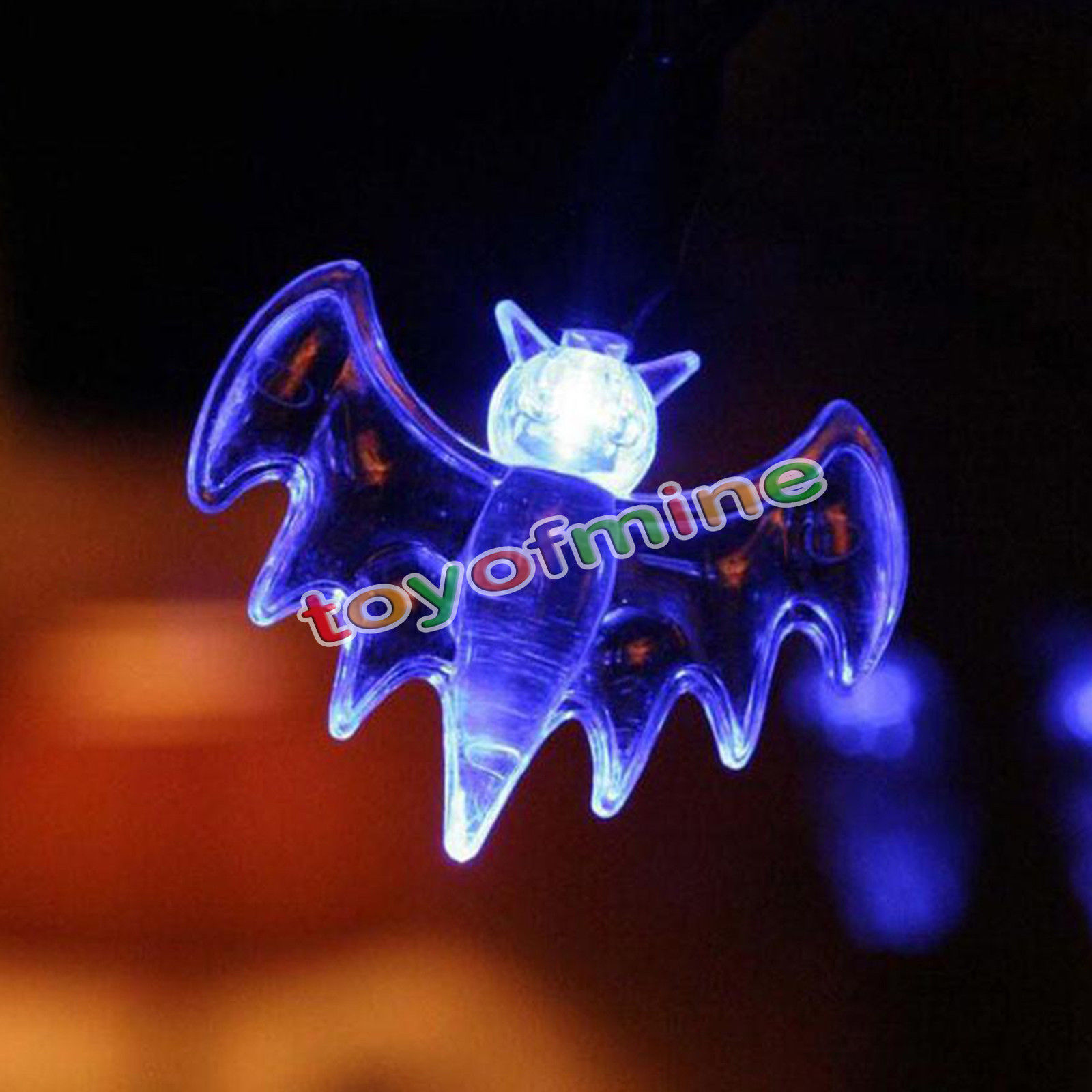lighting strings 20 led fairy string lights 20 bat lights halloween decoration ligh xmas party decor