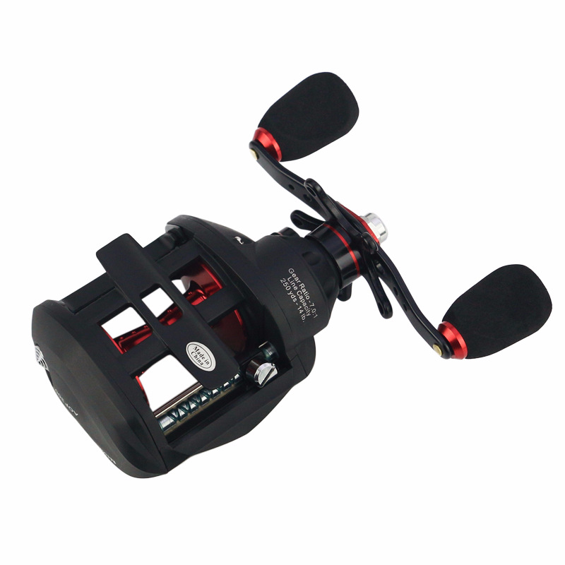 Walk Fish Royale Legend Right Left Baitcasting Reel 12+1BB 7.0:1 Fishing Reel AOF bs 512 подсвечник снеговик pavone