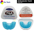 Orthodontic Teeth Trainer Alignment, T4A - Dental Braces for adults, Daily Home use orthodontics tool aparelho