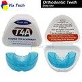 Ortodoncia Dientes Entrenador Alineación, T4A-Aparatos Dentales para adultos, uso diario En el Hogar herramienta de ortodoncia aparelho