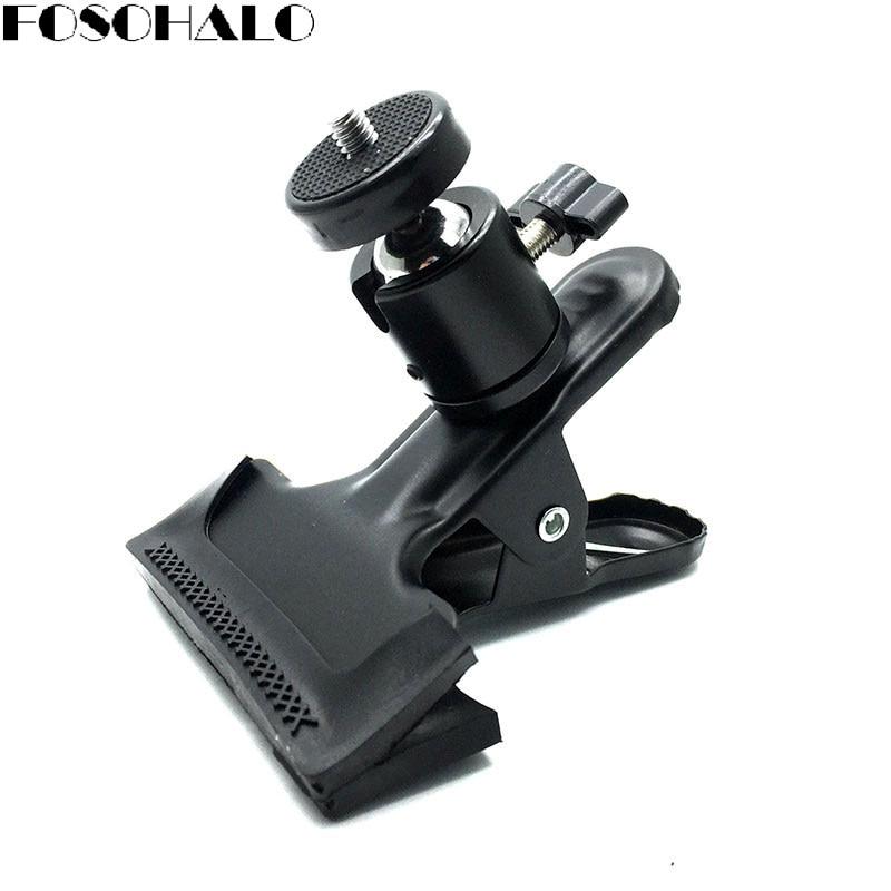 FOSOHALO Photography Mbajtës i kapëses me shumë funksione Metalike - Kamera dhe foto - Foto 1