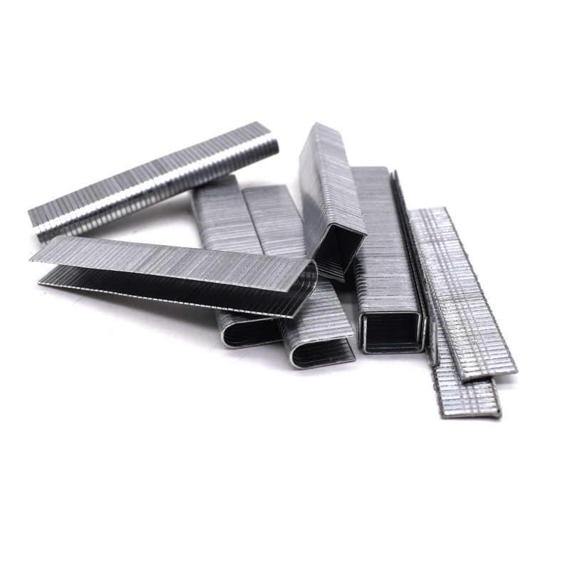 1000 Pcs T-móng tay U-mặt hàng chủ lực Cửa-Mặt Hàng Chủ Lực Cho 3 Trong 1 Nhãn Hiệu Nail Staple Gun Đồ Nội Thất stapler