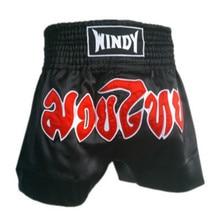 2018 New Muay Thai Boxing Pants Clothing Shorts Sanda MMA Trunks Fight Men Women