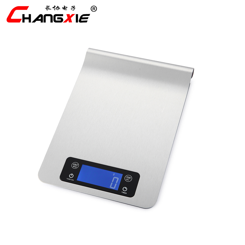 Cozinha Libra LCD Digital Kitchen Scales 5kg / 1g Cooking Food Weight Precision Stainless Steel Display Household Scales Balance чистящие салфетки miraclean влажные салфетки в мягкой упаковке для ноутбуков 15 шт арт 24132