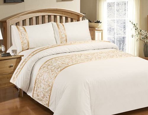 luxury chic vintage white bedding set embroidery duvet cover cotton high quality queen king. Black Bedroom Furniture Sets. Home Design Ideas