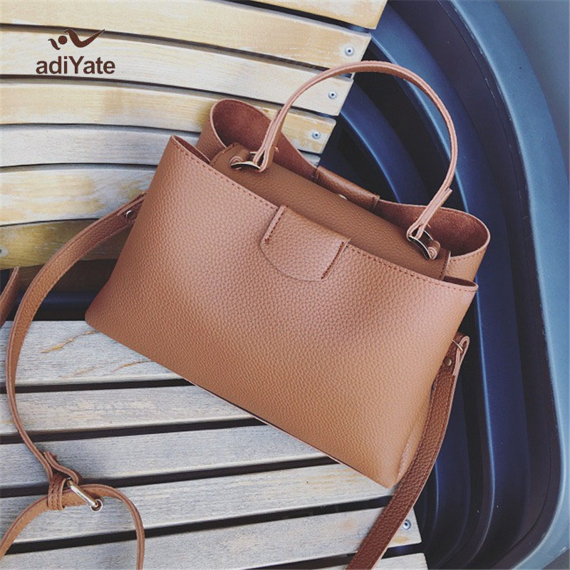 2017 Famous Designer Brand Women Messenger Bags Leather Handbags Bolsos Bolsas Fashion Sac A Main Femme Tote Bolsas Femininas bolsos bolsas sac a main femme de marque canvas shoulder ladies hand women messenger tote bags handbags famous designer brands