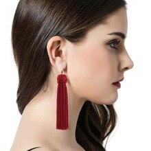 Glamour Women Long Earring