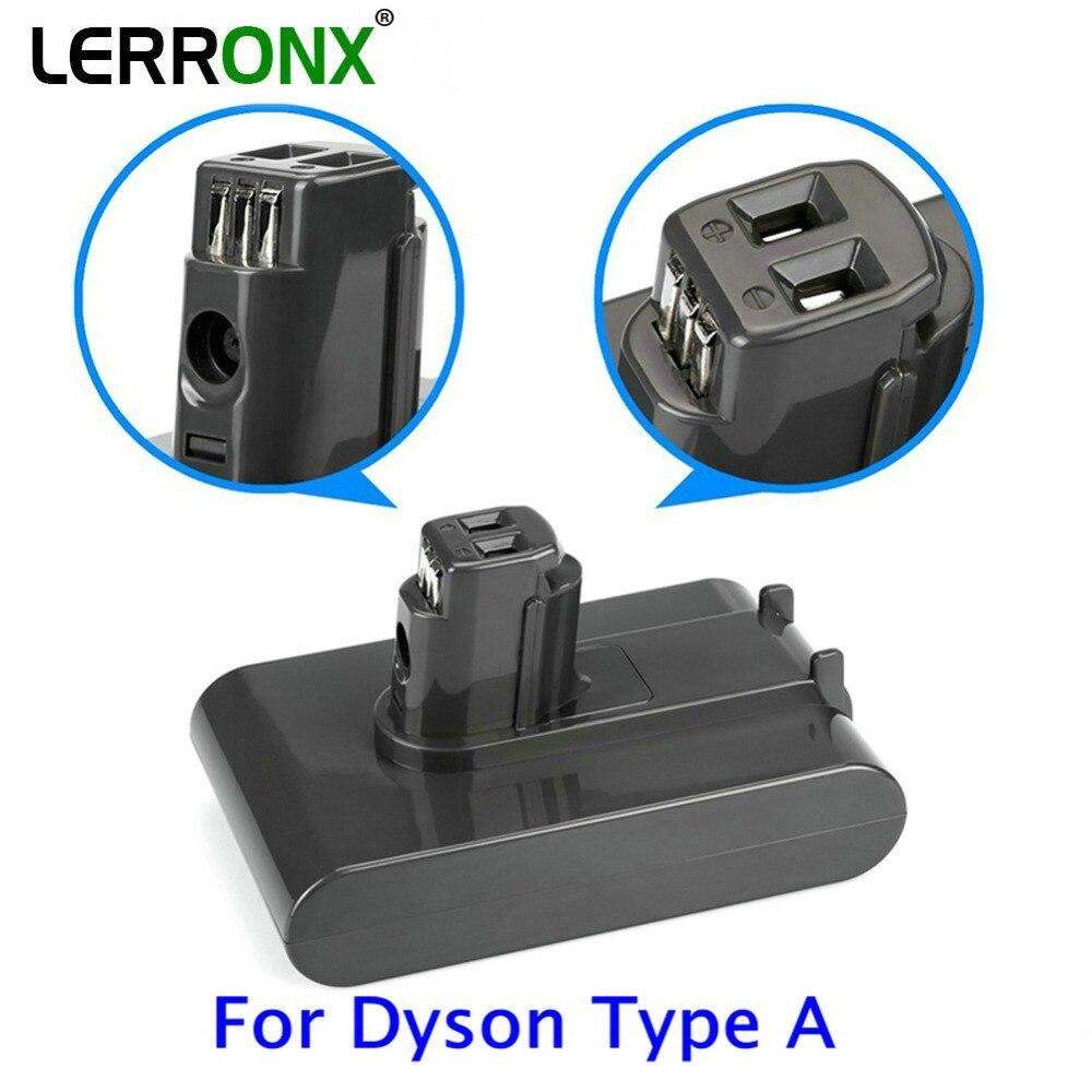 Аккумулятор для dyson dc31 dc35 dc44 dc45 dyson v6 up top купить