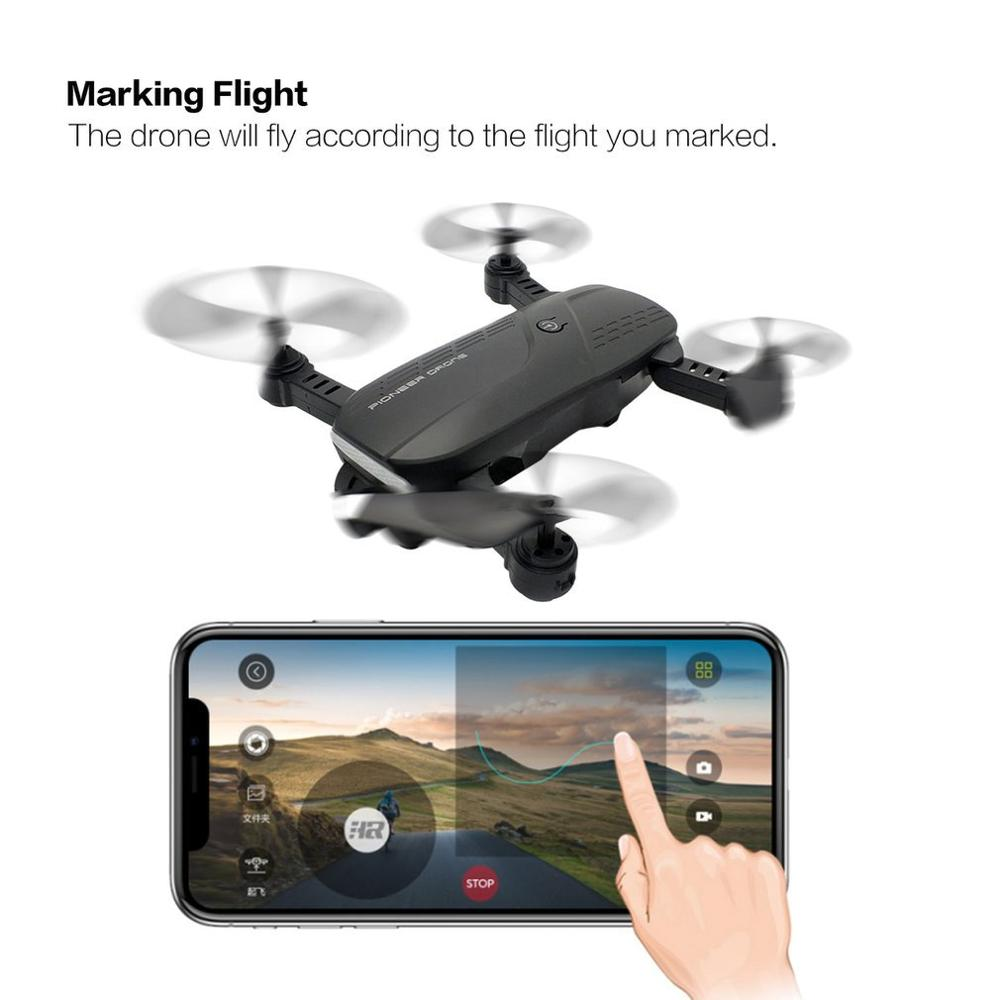cheapest WIFI HD Camera Foldable Aerial Photography Selfie Helicopter Airplane RC Quadcopter Drone Long Battery Remote-controlled