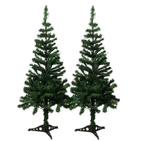 120 CM Artificial Christmas Tree Ornaments Christmas Decorations Decorated Holiday Related Products Xmas Tree 150pcs Branch