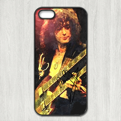 Jimmy Page fashion original cover case for iphone 4 4s 5 5s 5c 6 6s plus Z1923