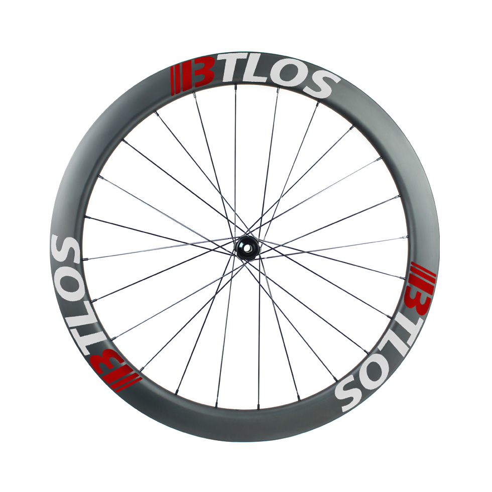 Roues de carbone de disque de gravier/CX de profondeur de 50mm roues 700CRoues de carbone de disque de gravier/CX de profondeur de 50mm roues 700C