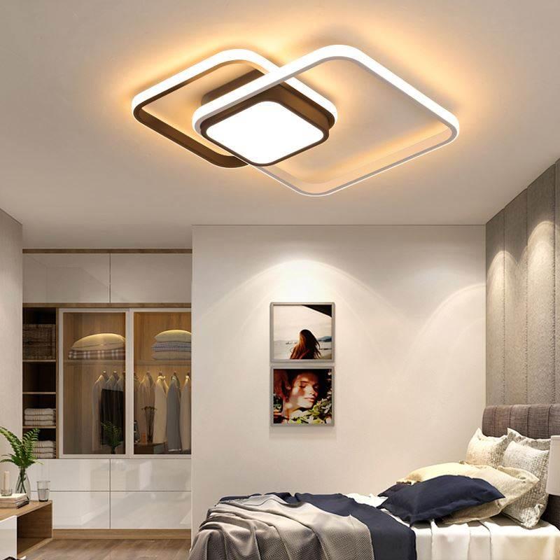 New Design Led Ceiling Light For Living Room Dining Room Luminaires For Teto Led Lights For Modern Home Lighting Fixture Ceiling Lights Ceiling Lights & Fans