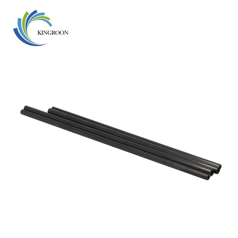 Hot!6pcs 3d Printer Parts Delta Kossel 6*4mm 100-500mm 3k Fiber Carbon Push Rod Parallel Arm Suitable For Mini 5347 K800 Crease-Resistance 3d Printer Parts & Accessories