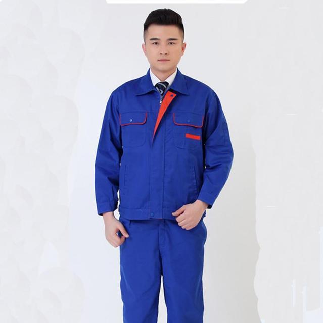 Los fabricantes que venden seguros monos monos fábrica de taller de herramientas uniforme de encargo de seguridad protección clothing